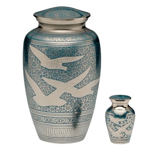 Flying Home Cremation Urns