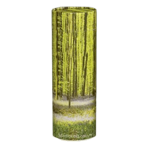 Forest Scattering Biodegradable Urn