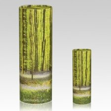 Forest Scattering Biodegradable Urns