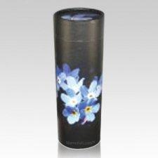 Forget Me Not Scattering Biodegradable Urn