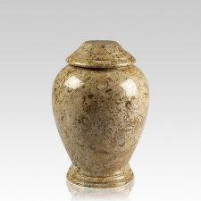 Classic Fossil Medium Cremation Urn