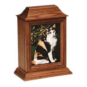 Frankfurt Pet Picture Cremation Urn