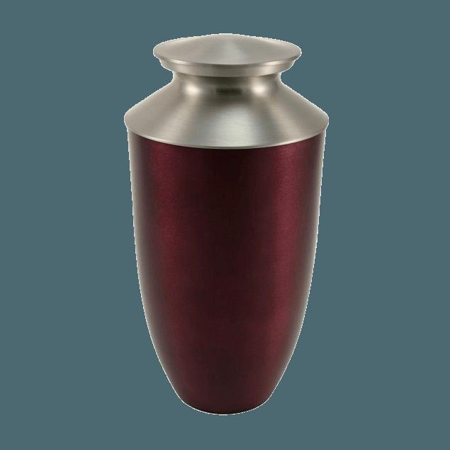 Fremont Red Cremation Urn