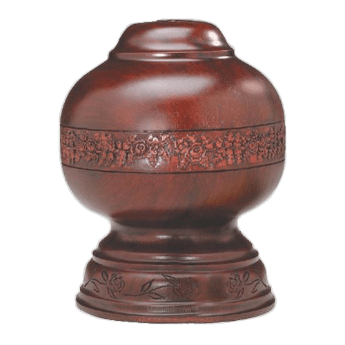 Ellipse Funeral Cremation Urn