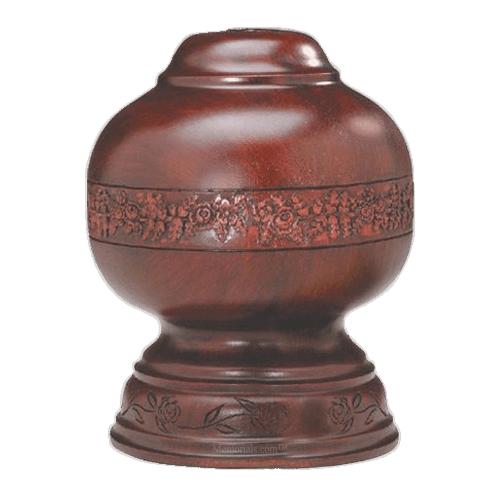 Ellipse Funeral Cremation Urn