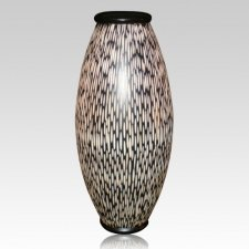 Nebula Art Cremation Urn
