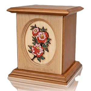 Garden Of Life Wood Cremation Urn
