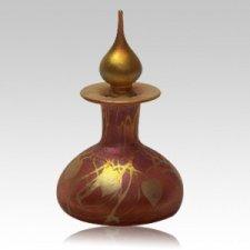 Genie Gold Keepsake Urn