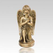 Gentle Love Boy Children Cremation Urn