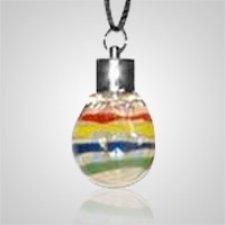 Rainbow Memorial Jewelry