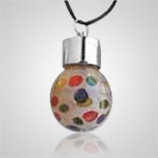 Summer Dots Memorial Jewelry