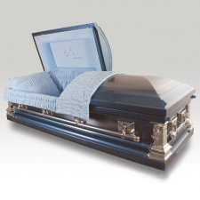 Going Home Metal Casket