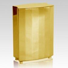 Montparnasse Golden Cremation Urn
