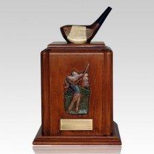 Golf Club Cremation Urn