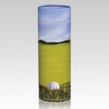Golf Scattering Biodegradable Urn