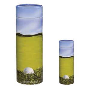 Golf Scattering Biodegradable Urns