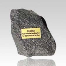 Garden Pet Medium Cremation Rock