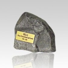 Garden Pet Small Cremation Rock