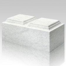Granitone Stone Companion Cremation Urn