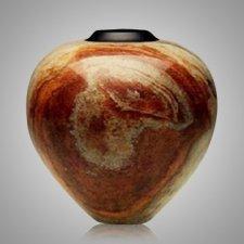 Pataleus African Cremation Urn