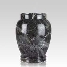 Green Marble Medium Cremation Urn