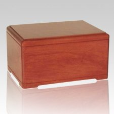 Hampton Wood Cremation Urn