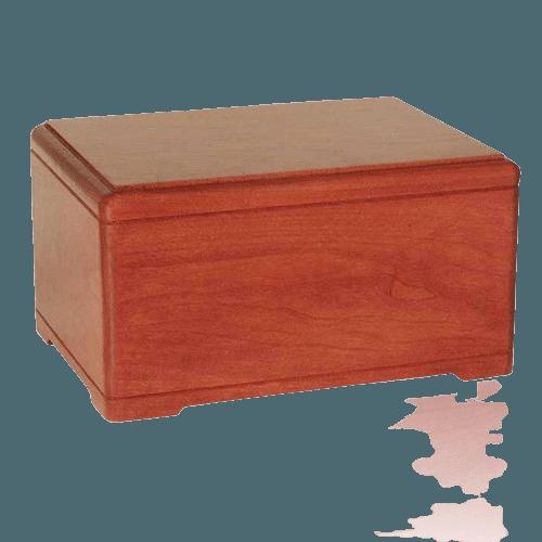 Hampton Wood Cremation Urn