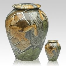 Camo Cremation Urns