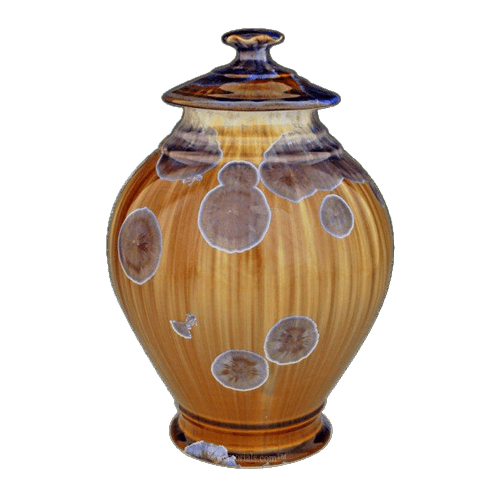 Hannoho Art Cremation Urn