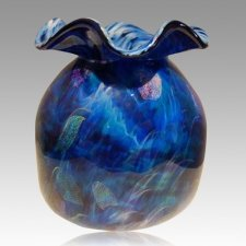 Healing Dreams Glass Cremation Urns