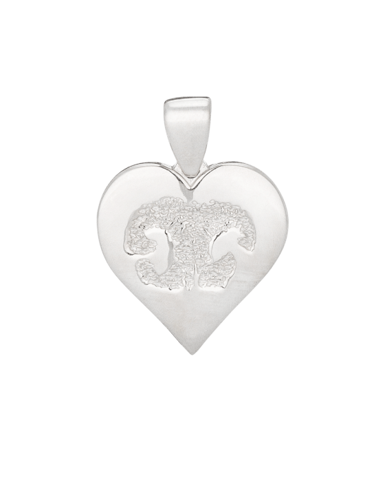 Heart Nose Print Keepsakes