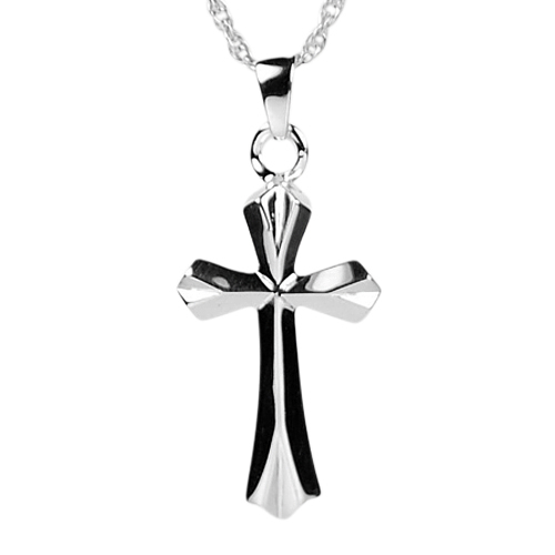 Heaven Cross Cremation Pendant
