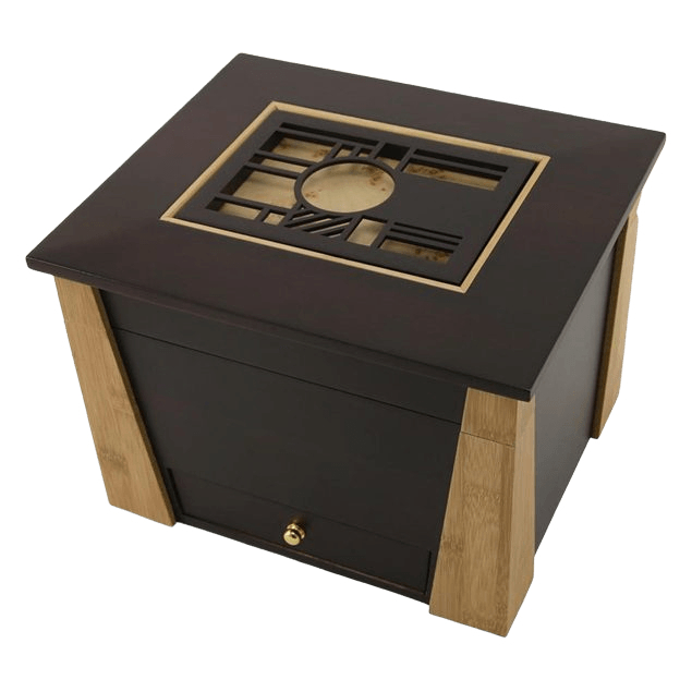 Hinged Point Cremation Urn