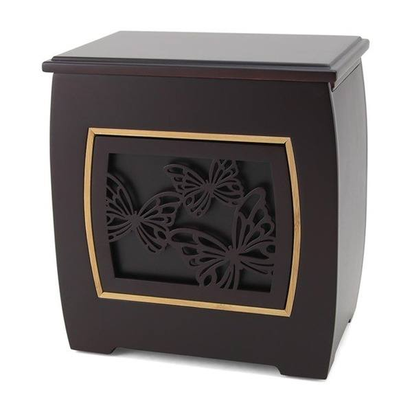 Hiroto Butterfly Cremation Urn
