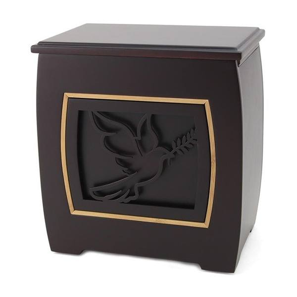 Hiroto Dove Cremation Urn