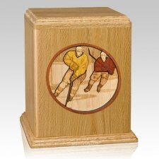Hockey Cremation Urn II