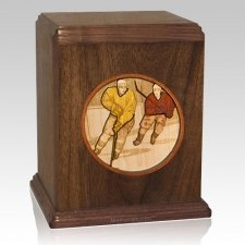 Hockey Cremation Urns
