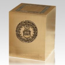 Military Air Force Cremation Urn