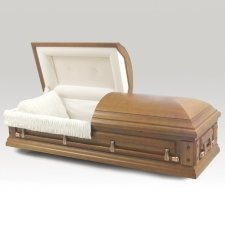 Huntley Wood Casket