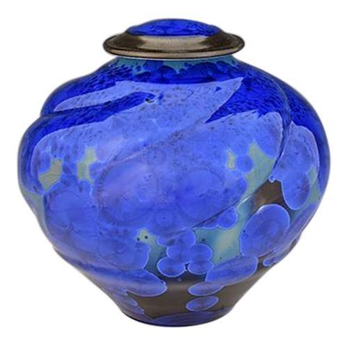 Jelly Fish Companion Urn