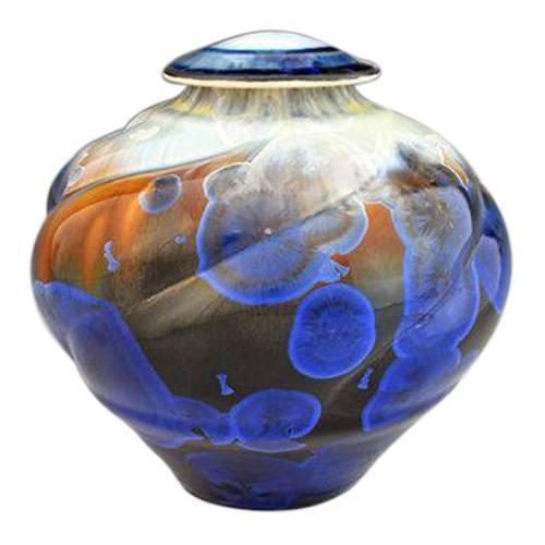 Blue Ocean Companion Urn