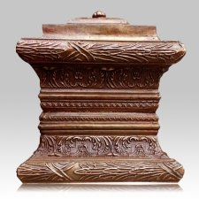 Imperial Funeral Cremation Urn