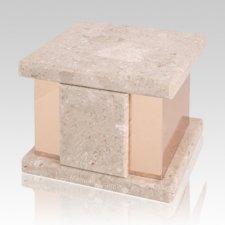 Infinita Perlato Marble Medium Urn