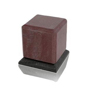 Grande Rosso Laguna Marble Medium Urn