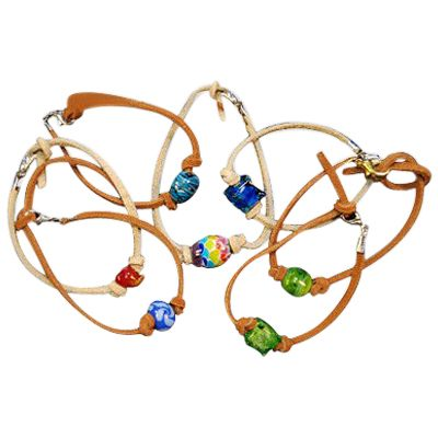 Memory Collection Bead Ash Bracelets