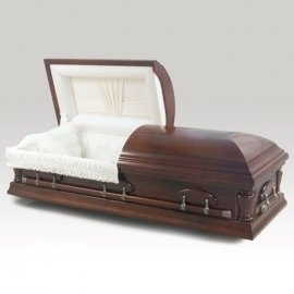 Inverness Wood Casket
