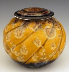 Summers Day Pet Porcelain Cremation Urn