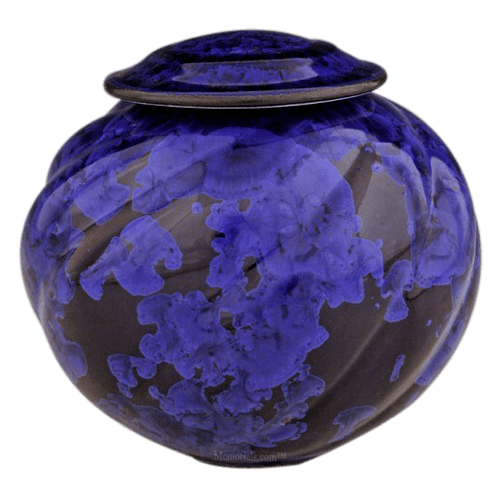 Garden Pet Porcelain Cremation Urn