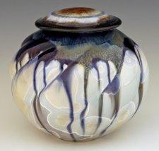 Buddys Pet Porcelain Cremation Urn