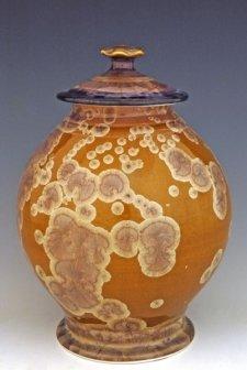 Pendalumino Art Cremation Urn